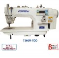 Consew 7360R 7DD Sewing Machine with Assembled Table and Motor