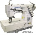 Consew CN897VF 1 Flat Bed Coverstitch Machine
