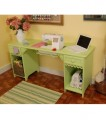 Homespun Olivia Pistachio Sewing Cabinet